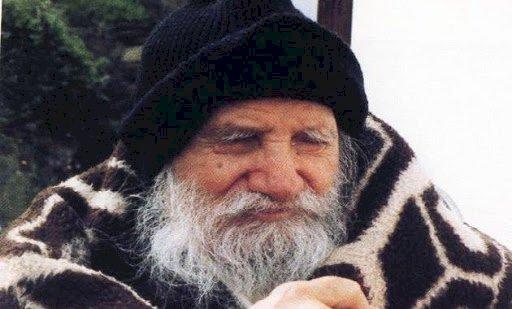 Разлика између духа и душе код старца Порфирија Кавсокаливита