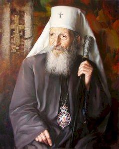Акатист светом патријарху српском Павлу