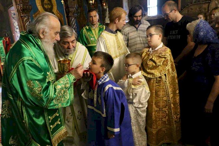 Пост као саставни део литургијског живота