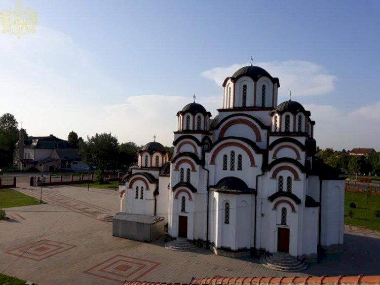 Протонамесник Бранислав Ђурагић: Богатство ветерничког храма је жива литургијска заједница која се сабира око свога Господа!