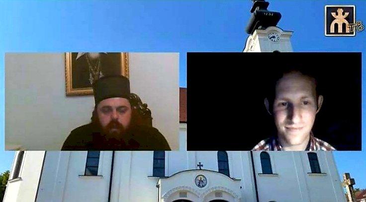 Живе речи ТВ:  Епископ Херувим - Ово мисионарско дело је дивно и благословено!