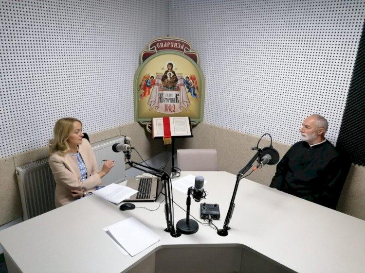 Ђакон Славко Обрадовић: О исцељењу одузетога