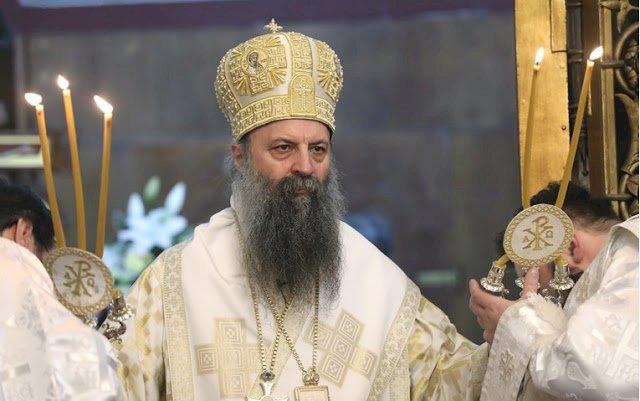 Саопштење Митрополита Порфирија поводом јавних претњи Епископу бачком