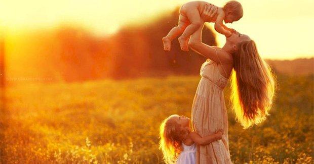 Јутарња молитва за благослов деце