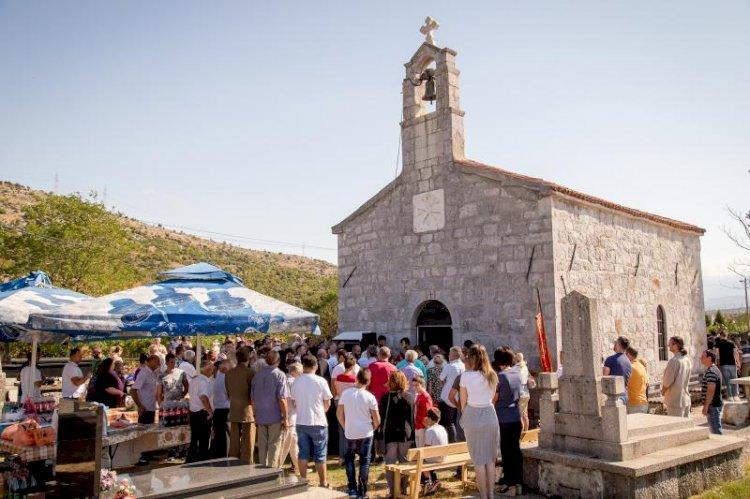 Макавејска црква у Толошима чува два миленијума бурне историје