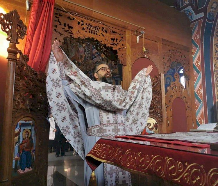 Анафора Светог Василија Великог, архиепископа Кесарије Кападокијске