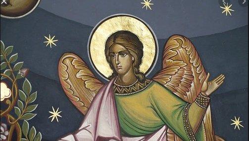 Молитва анђелу чувару ( вечерња )