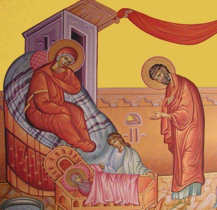 Рођење Твоје, Богородице Дјево, радост најави васцелој васељени...