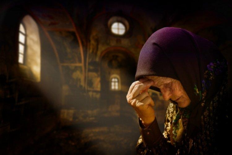 Молитва Господу за опроштај, заступништво и помоћ