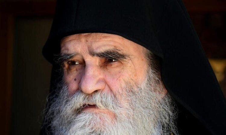 Бесједа Митрополита Амфилохија на дан устоличења у Цетињском манастиру