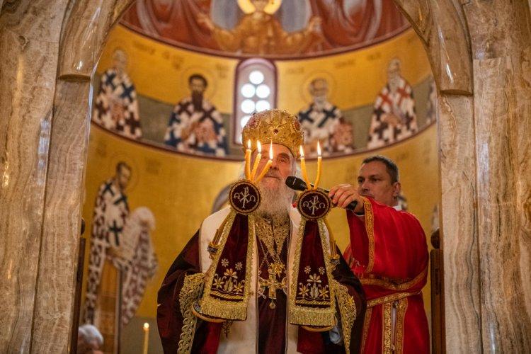 Саопштење за јавност: Патријарх српски г. Иринеј позитиван на вирус корона (SARS CoV2), без симптома и одличног општег стања