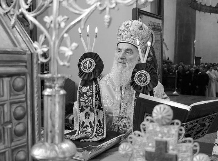 Упокојио се у Господу Његова Светост Патријарх српски Иринеј (1930-2020)