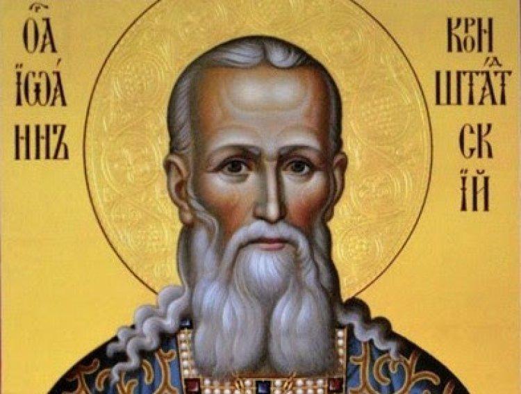 Протојереј Генадиј Беловолов: Ковид и Свети Јован Кронштатски