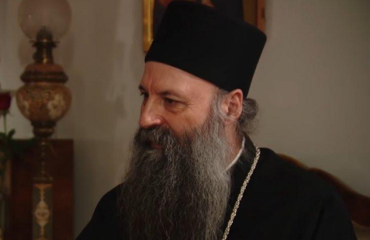 Митрополит Порфирије : Божија педагогија