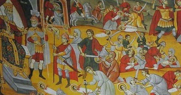 Светих 14.000 младенаца витлејемских