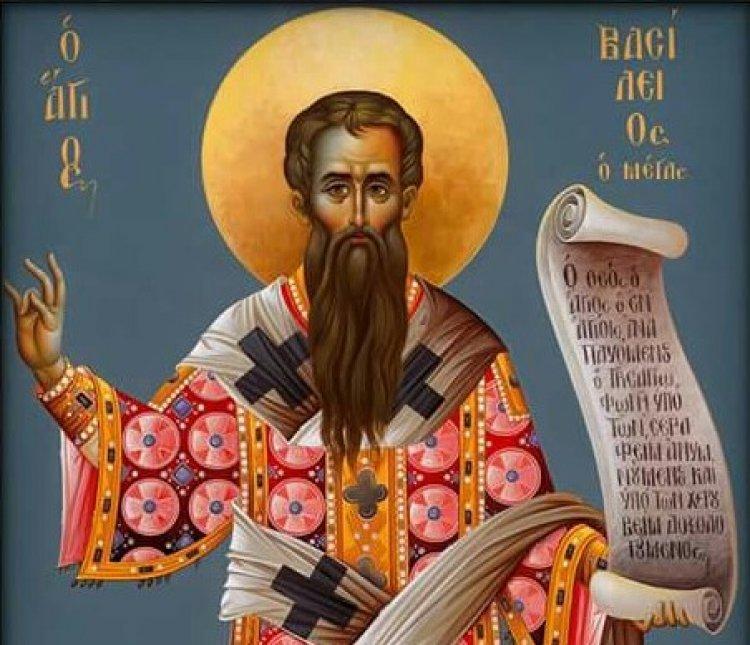 Свети Василије Велики – богоносни светитељ