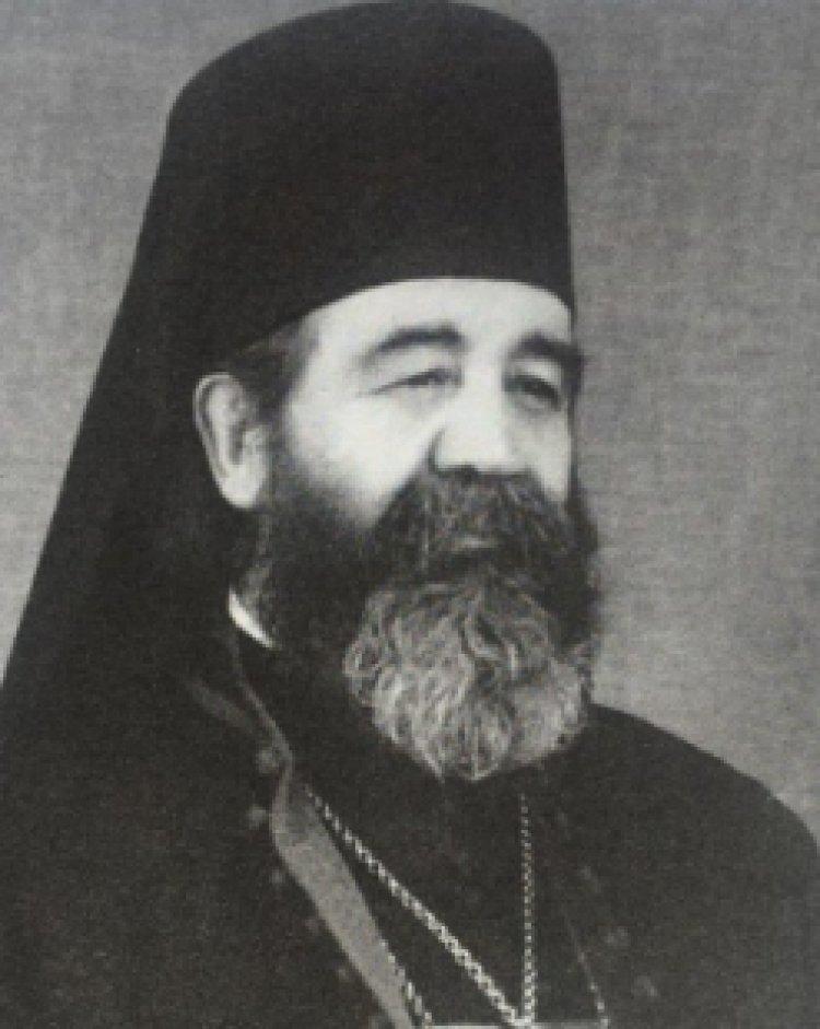 Акатист светом оцу нашем Доситеју, новом исповеднику, епископу нишком и митрополиту загребачком