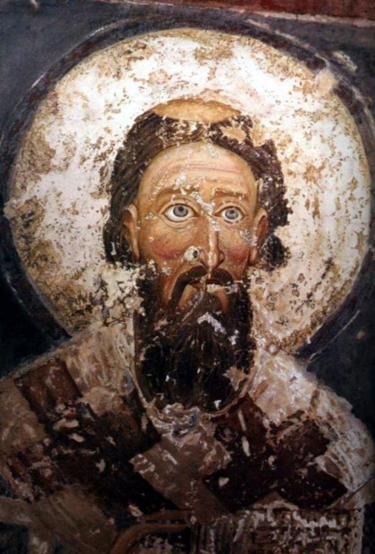 Акатист светом Сави првом архиепископу српском