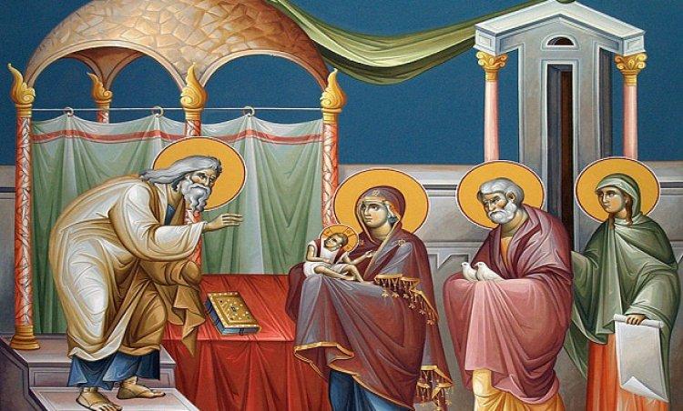 Сретење Господње - Празник сусрета Бога и човека
