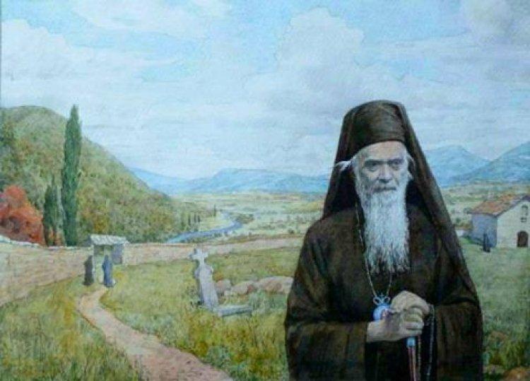 Св. Николај Српски, Молитва за безбожнике