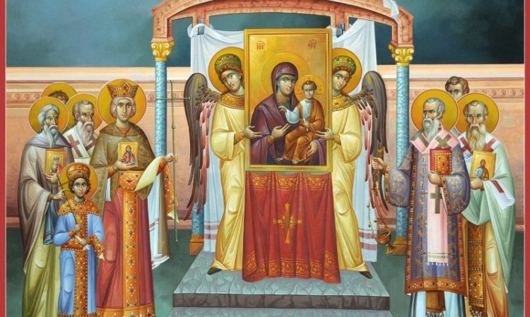 Свети праведни Јован Кронштатски: Беседа на прву недељу Великог поста