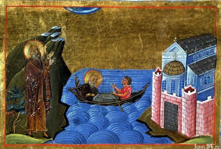 Свети Теодор Студит: Поука о Часном посту (1)