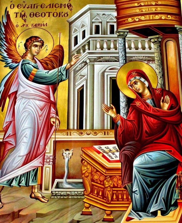 Катихета Бранислав Илић: Благовести - Празник почетка нашега Спасења