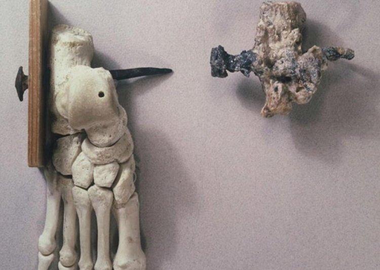 Једина кост која је скелетни  доказ распећа