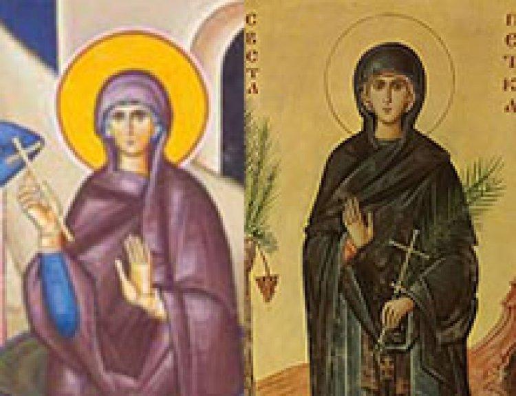 Празнична недоумица: Једна или две Свете Петке (8. август и 27. октобар)
