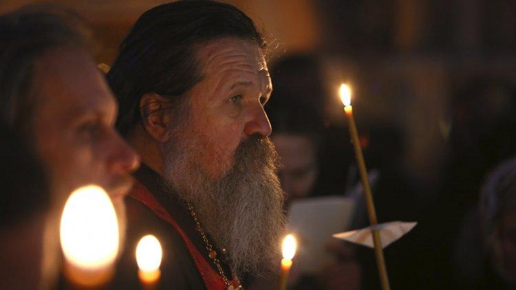 """""""Однос са Богом је љубав"""" -  протојереј Андреј Лемешонок"""