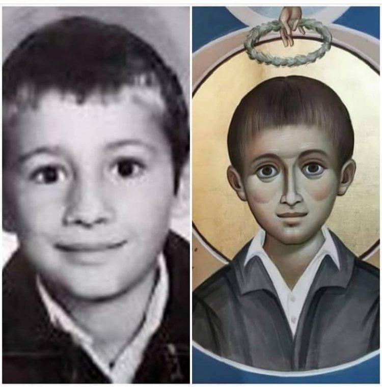 Дијете мученик - Слободан Стојановић
