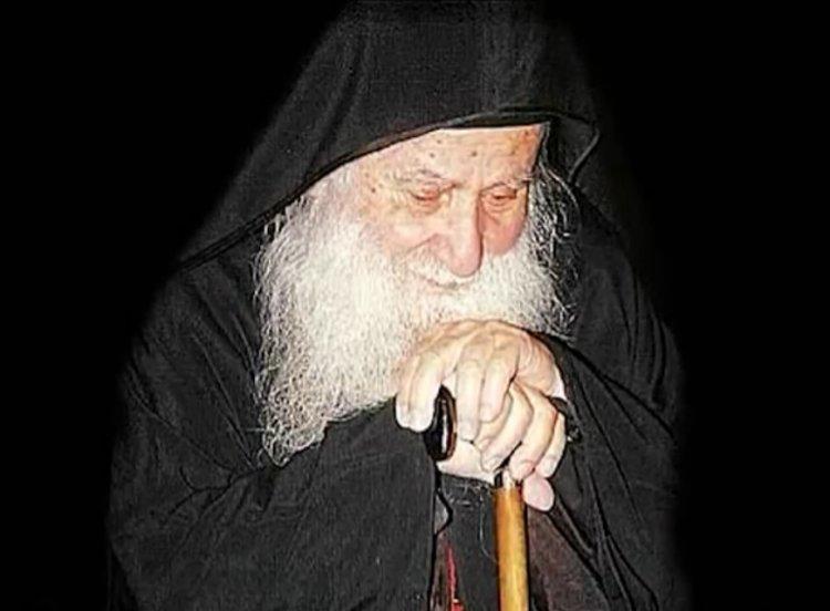 Старац Јосиф Ватопедски : Обесхрабрење